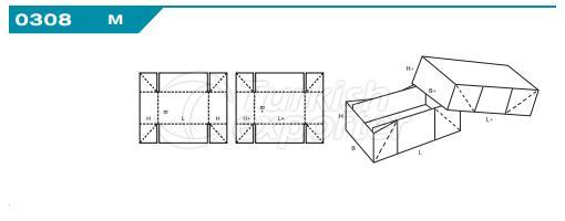 Telescopic Type Boxes 0308