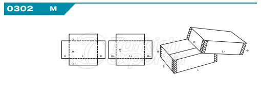 Telescopic Type Boxes 0302