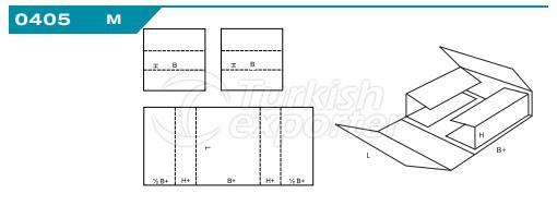 Folding Type Boxes 0405