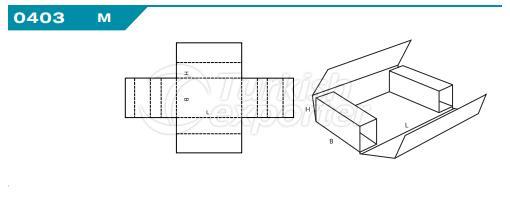 Folding Type Boxes 0403