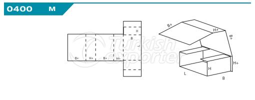 Folding Type Boxes 0400