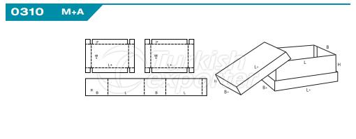 Telescopic Type Boxes 0310