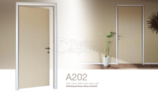 PVC Doors A202