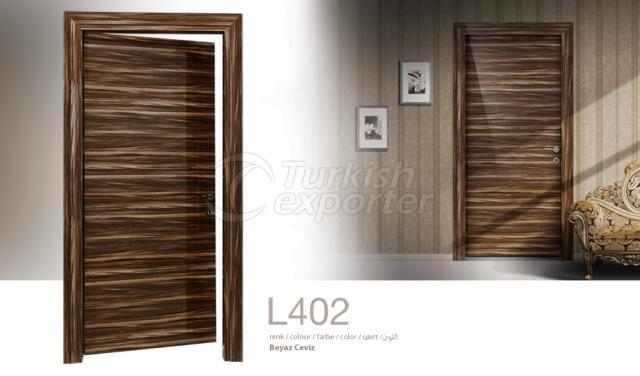 PVC Doors L402