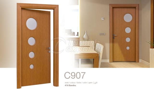 American Doors C907