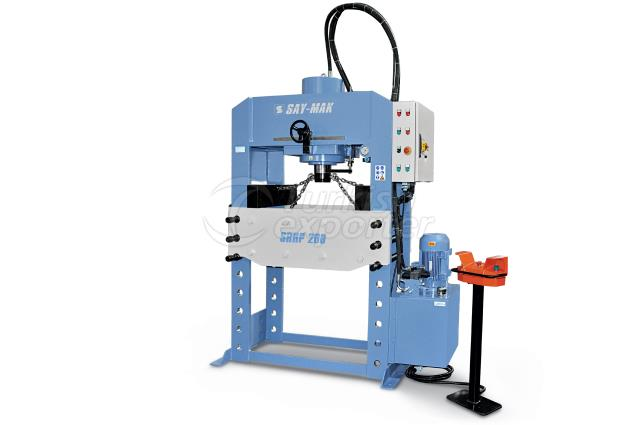 Hydraulic H Type Modular Press