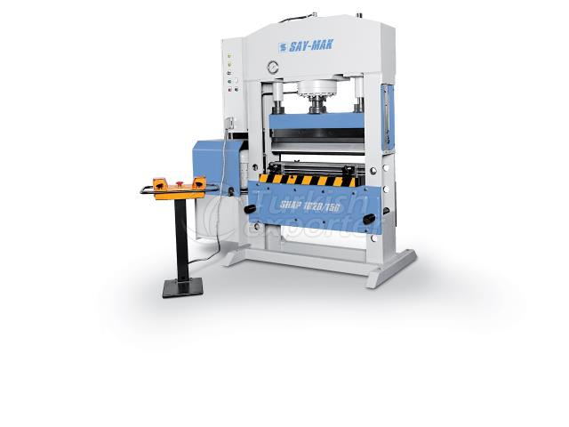GARAGE TYPE PRESS BRAKES
