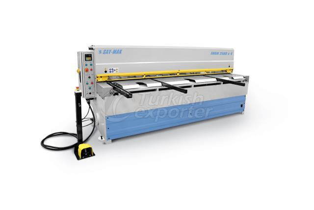 Direct - Gear Motorised Guillotines