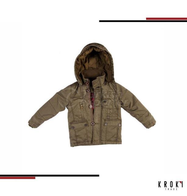 Coats and Jackets DSK1089