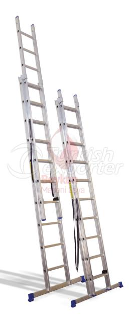 Industrial Sliding Ladder IA 230