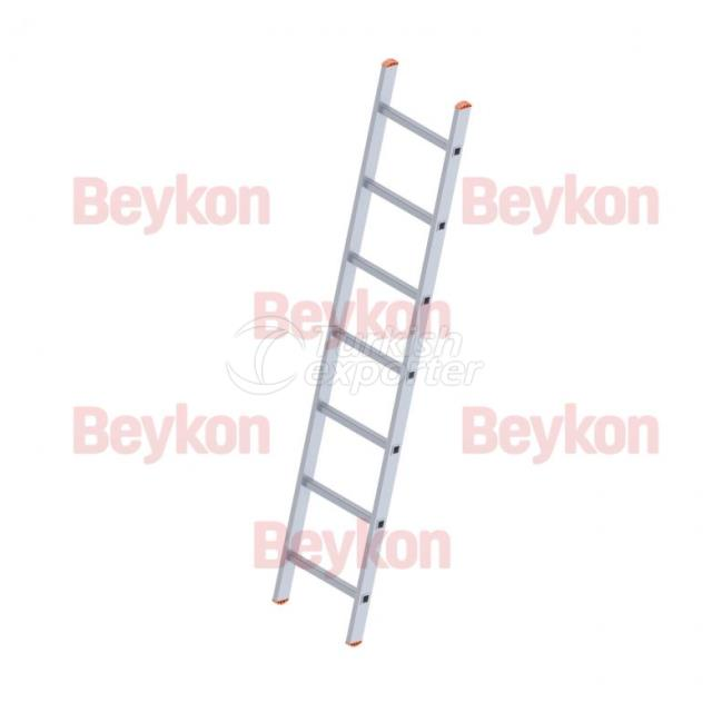 Industrial Sliding Ladder 2m