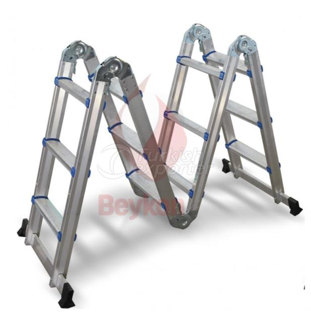 Multipurpose Ladders GOLD 43