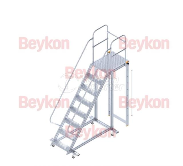 Industrial Single Ladders