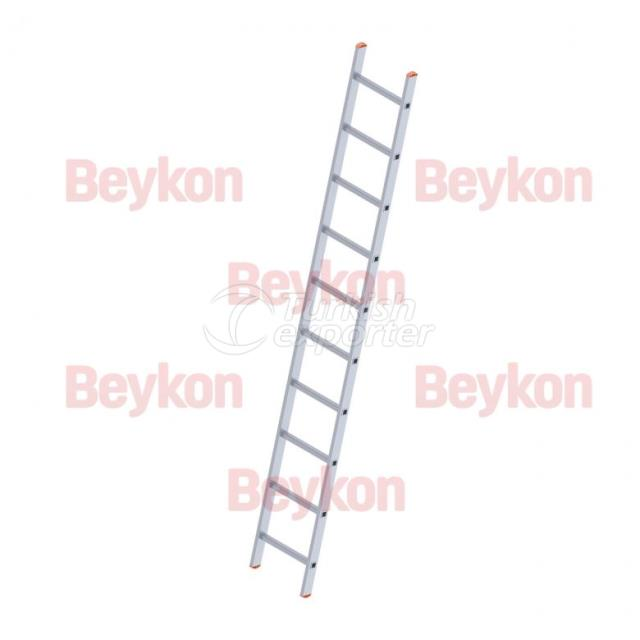 Industrial Sliding Ladder 3m