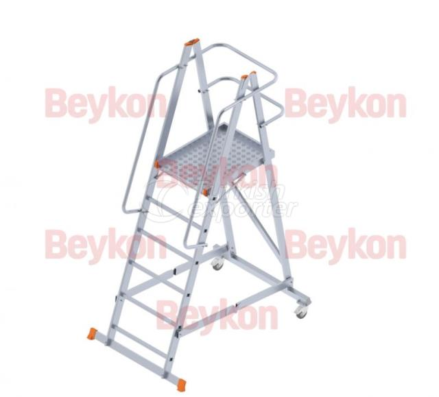Industrial Folding Ladders