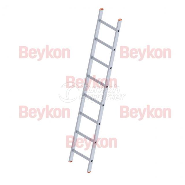 Industrial Sliding Ladder 2.5m