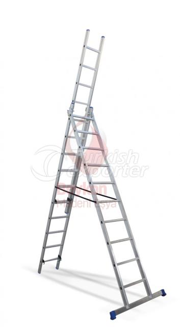 Industrial Sliding Ladder IA 330