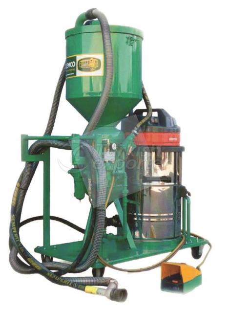 Vacuum Sandblasting