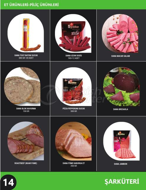 Meat - Chicken Products