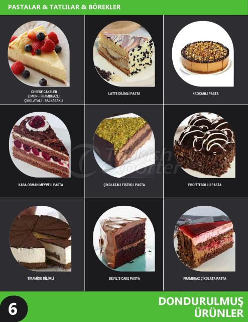 Pastries - Sweets