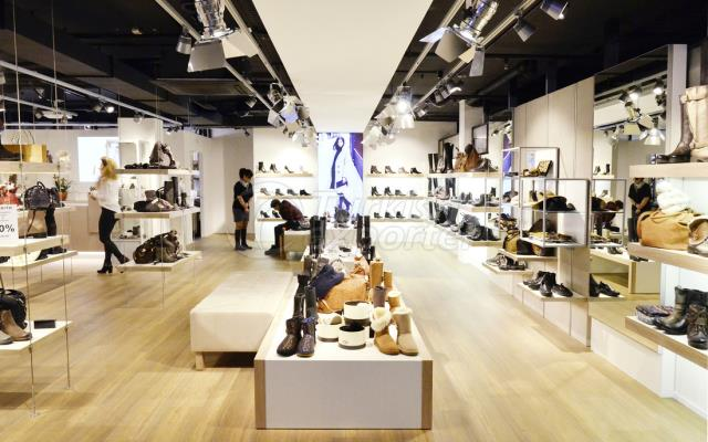 Shoes Rack Systems