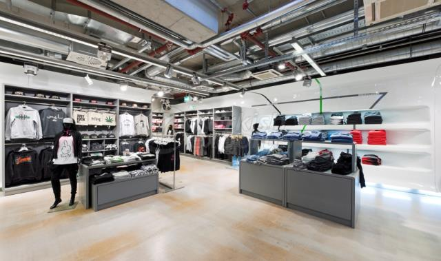 Textile Rack Systems