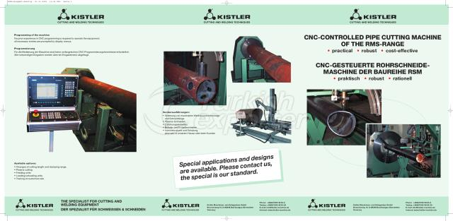 Pipe Cutting Machines