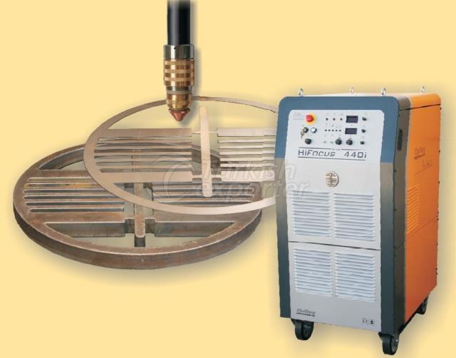 Plasma Cutting Machines Kjellberg