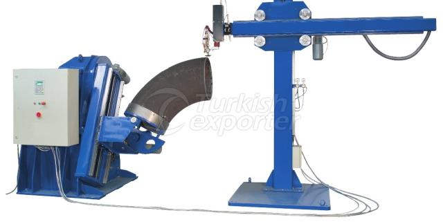 Elbow Cutting-Welding Machines