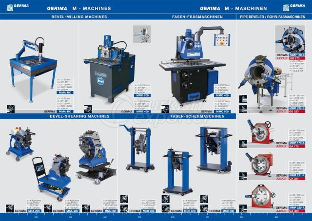 Bevel Milling Machines