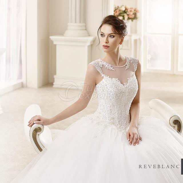 High-Fashion Wedding Dresses (2017)