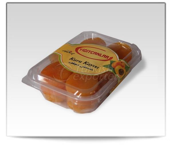 Sulphured Apricot 250gr