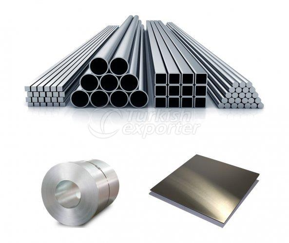 Metal Materials And Steel Pipe