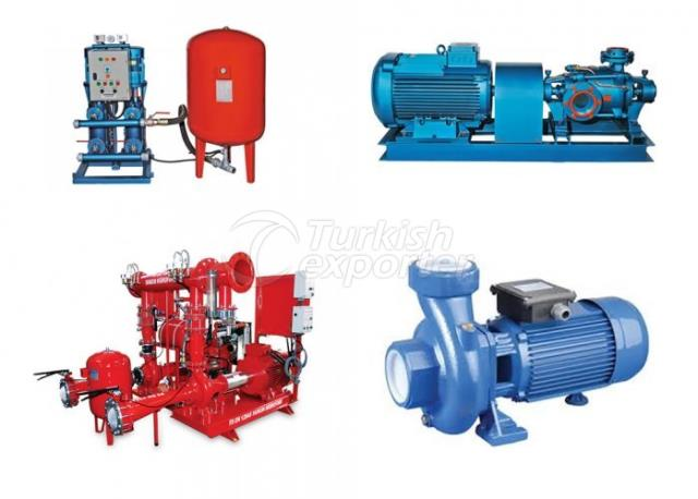 Booster-Pumps