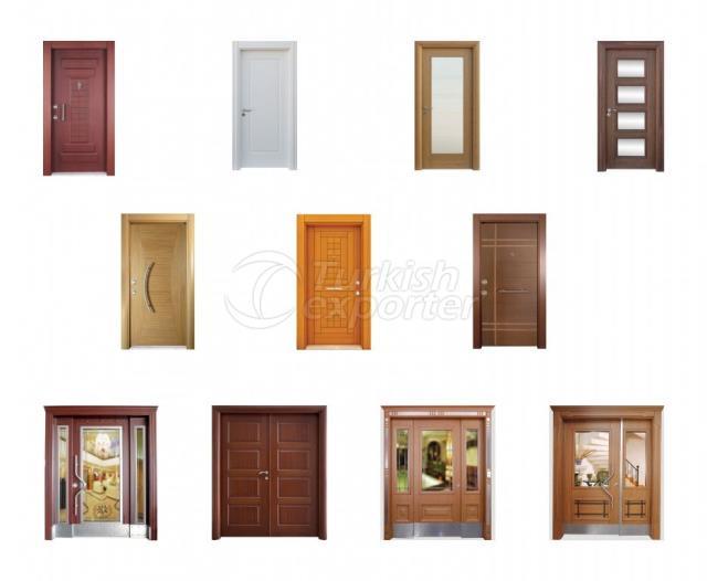 Interior - Exterior Doors