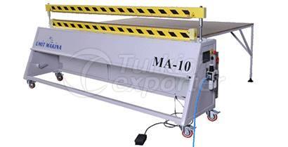 MA-10 MANUAL WRAPPING MACHINE