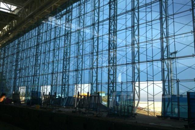 Transparent Curtain
