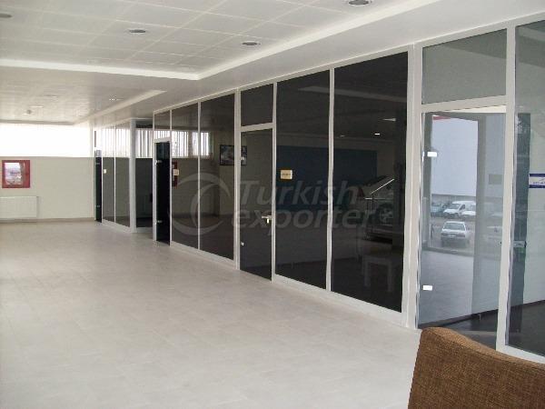 Aluminum Window and Door Systems