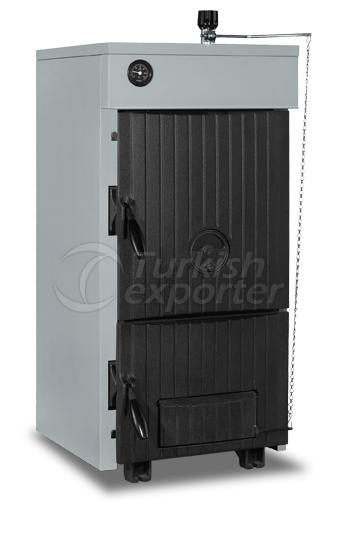 Cast Iron Solid Fuel Boilers SF SERIES