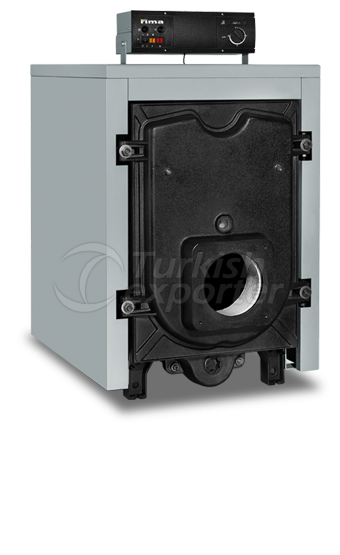 Cast Iron Boiler ON SERIES