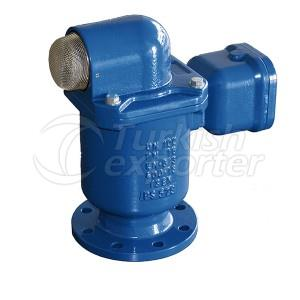 DOUBLE CHAMBER AIR VALVE