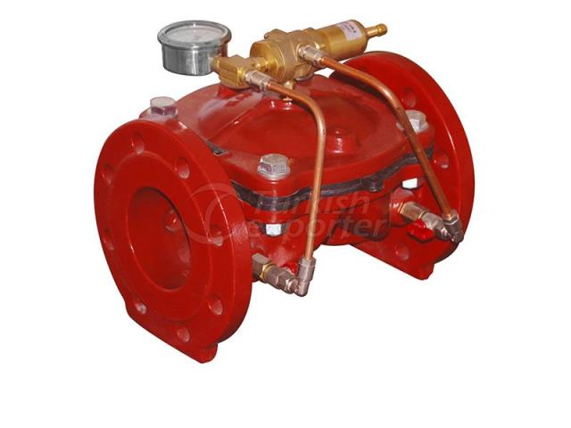 Automatic Control Valves For Fire