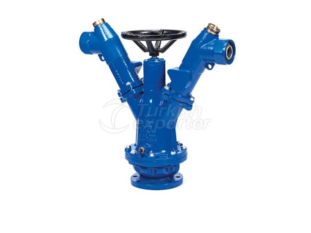 Irrigation Hydrant Type A 2