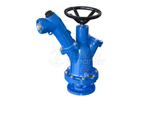 Irrigation One Arm Hydrant Type A
