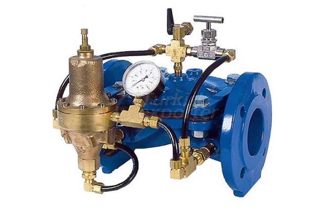 Pressure Sustaining Control Valves