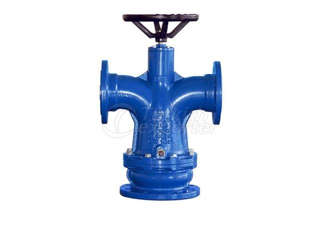 Irrigation Hydrant Type D 2