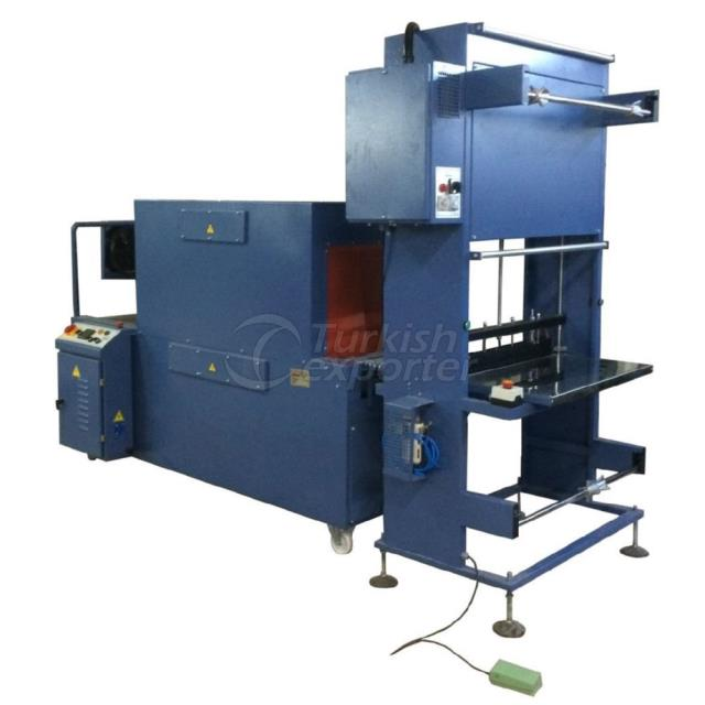 Manual PE Sleeve Wrapper Series PE4060