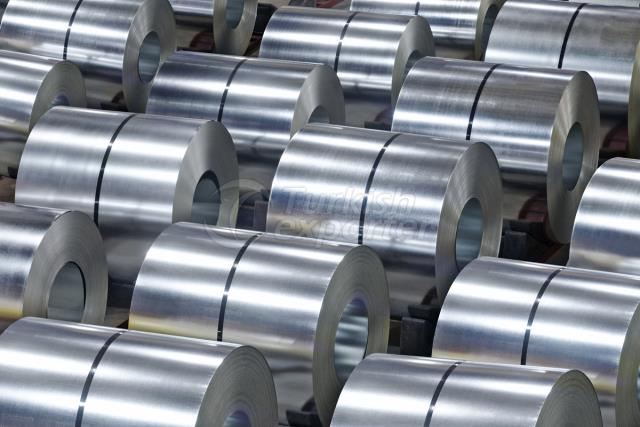 Galvanized Metal Sheet Coils