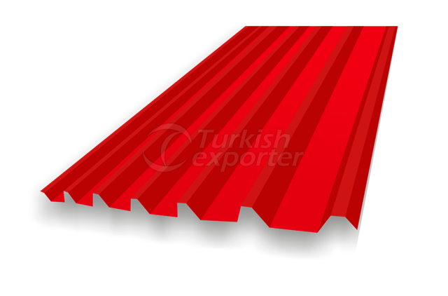 Corrugated Roof Panel 38-151