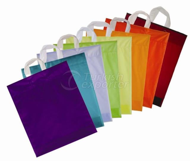 soft loop carrier bag